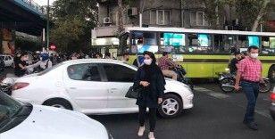 İran'da Kovid-19 tedbirleri kapsamında 5 büyük kente giriş-çıkış yasağı