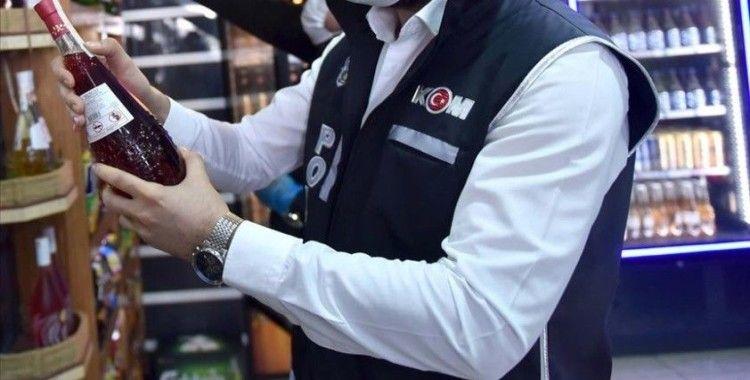 İstanbul'da alkol satılan yerlerde denetim yapıldı