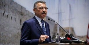 Cumhurbaşkanı Yardımcısı Fuat Oktay, kendisini eleştiren CHP'ye cevap verdi