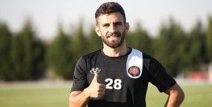 Fatih Karagümrüklü futbolcu Ramazan Civelek'in hedefi Avrupa