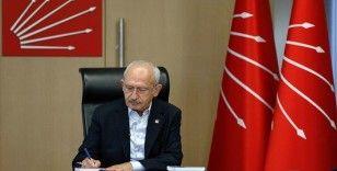 Kılıçdaroğlu'ndan Aliyev'e destek mektubu