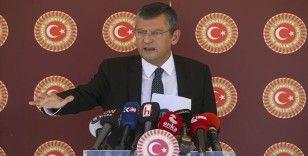 CHP Grup Başkanvekili Özel: Hakimler, yargıçlar kararlarıyla konuşur