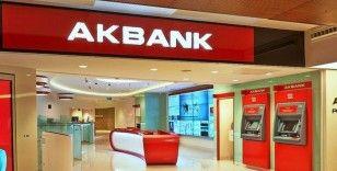 Akbank 700 milyon dolar karşılığı sendikasyon kredisi aldı
