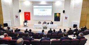Vali Karaloğlu Başkanlığında İl Koordinasyon Kurulu Toplantısı yapıldı