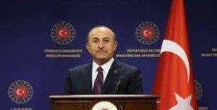 Bakan Çavuşoğlu: 'Ermenistan'ın bu eylemleri savaş suçudur'