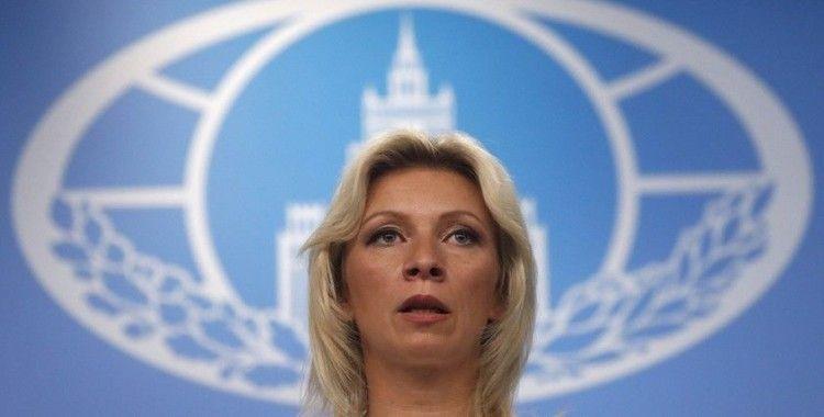 Rusya Dışişleri Sözcüsü Zaharova: 'Dağlık Karabağ'da ateşkes gözlem mekanizması kurulamadı'