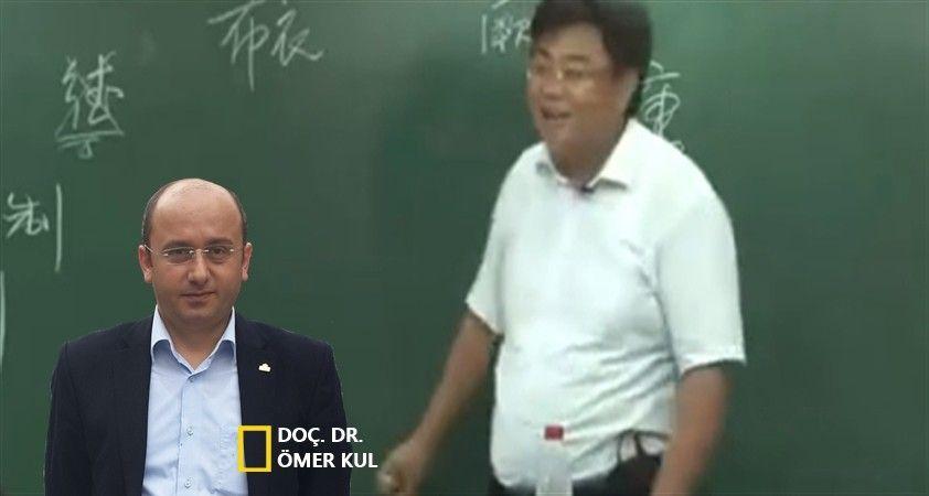 'Uyguristancılar' bunu görmeli…