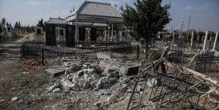 MSB'den mezarlık ziyaretindeki sivilleri vuran Ermenistan'a tepki: Ermenistan'ın bu caniliklerine artık dur denilmeli