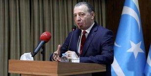 Türkmen Bakan Maruf: Sincar, yasa dışı gruplar tarafından idare ediliyor