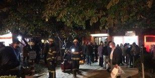 Eskişehir'de korkutan patlama: 6 kişi dumandan etkilendi