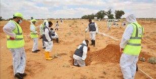 Libya'nın Terhune kentinde yaşanan katliamın acısı hala taze