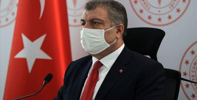 Sağlık Bakanı Koca: Önümüzdeki dönemde yüz yüze eğitime geçmekten yanayız