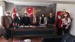 CHP'den Kayseri Büyükşehir Gazeteciler Cemiyetine ziyaret