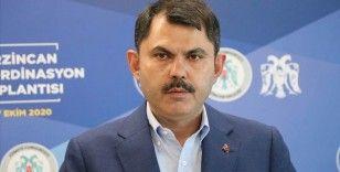 Bakan Kurum'dan 'Azerbaycan'ın yanında olmaya devam edeceğiz' mesajı