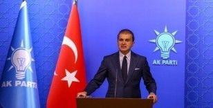 AK Parti Sözcüsü Çelik: 'Ermenistan'ı destekleyenler katliamların asıl suçlusudur'