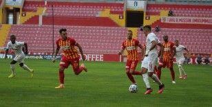 Süper Lig: Kayserispor: 1 - Sivasspor: 3 (Maç Sonucu)