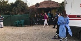 Antalya'da 2 aylık bebeğin acı ölümü