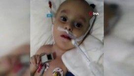 SMA hastası minik Irmak hayata tutunmak için yardım bekliyor