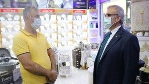 Diyarbakır'da koronavirüs denetimlerinde 19 milyon lira ceza kesildi
