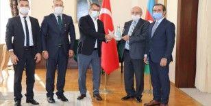 Cansuyu Derneği işgalden kurtarılan Azerbaycan toprakları için yardım çalışması başlattı