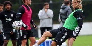 Beşiktaş'ta Denizlispor maçı hazırlıkları sürdü