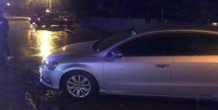 Otomobil ile pikap çarpıştı: 5 yaralı