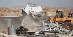İsrail, Filistin'de AB finansmanıyla inşa edilen binaları da yıkıyor