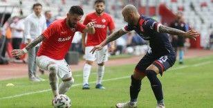 Antalyaspor evinde Gaziantep FK ile berabere kaldı
