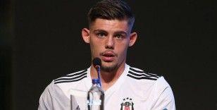 Francisco Montero: Beşiktaş formasını giymek büyük mutluluk