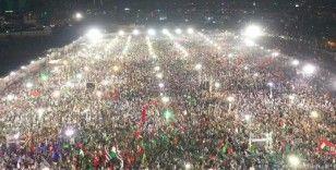 Pakistan'da hükümet karşıtı protestolar devam ediyor