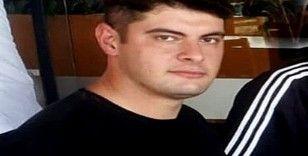 Yedek astsubay kazada hayatını kaybetti