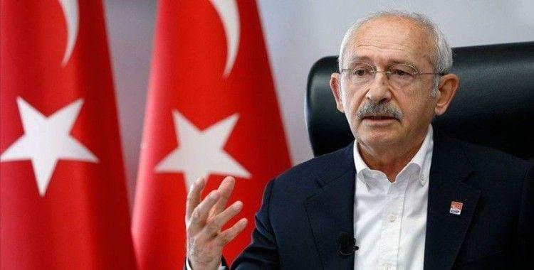 CHP Genel Başkanı Kılıçdaroğlu: Sadece bizim değil bütün demokrat dünyanın Azerbaycan'a destek vermesi lazım