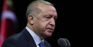 Cumhurbaşkanı Erdoğan: Genç bir nüfusa sahibiz ama medeniyet tasavvurumuzu layıkıyla hayata geçiremiyoruz