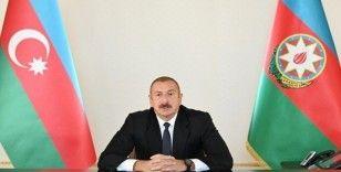 Aliyev Cebrayıl bölgesinde 13 köyünün işgalden kurtarıldığını açıkladı
