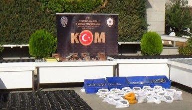 İstanbul'da yasa dışı silah imalathanesine baskın