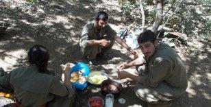 Eylem hazırlığındaki 4 terörist düzenlenen operasyonla yakalandı