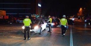 Alkollü sürücüler cezadan kaçamadı, hem ehliyetleri hem araçları gitti