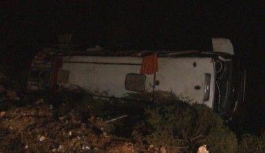 Eskişehir'de otobüs kazası