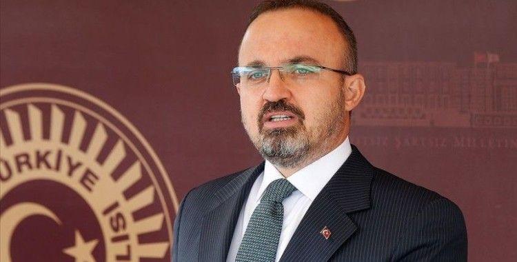AK Parti Grup Başkanvekili Turan: Sayın Akşener bu süreçte milletin beklediği adımları atmak durumundadır