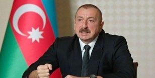 Aliyev: Zengilan kenti işgalden kurtarıldı