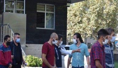 Lübnanlı iş adamına fidye tuzağı kuran Beyrut bağlantılı çete çökertildi