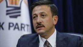 AK Parti Genel Başkan Yardımcısı Dağ'ın Kovid-19 testi pozitif çıktı