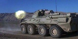 Azerbaycan ordusunun topraklarını kurtarmak için başlattığı operasyonlar sürüyor