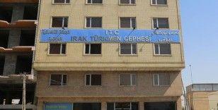 Kerkük'te Irak Türkmen Cephesi bürosuna saldırı