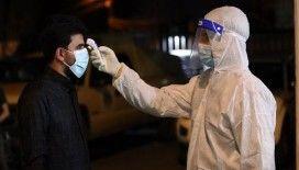 Irak'ta son 24 saatte Kovid-19'dan 49 kişi yaşamını yitirdi