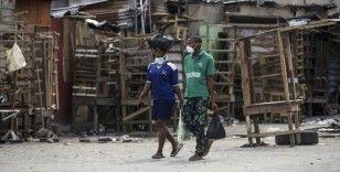 Nijerya'nın Lagos eyaletinde sokağa çıkma yasağı