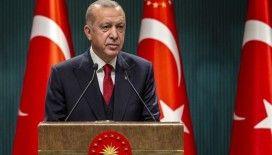 Cumhurbaşkanı Erdoğan: 5'inci ve 9'uncu sınıflarda yüz yüze eğitimi 2 Kasım'da başlatıyoruz