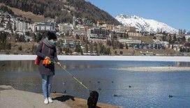 İsviçre'de Kovid-19 vakalarındaki hızlı artış durdurulamıyor