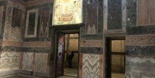 Kariye camii'nde ilk namaz 30 Ekim'de