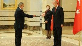 Cumhurbaşkanı Erdoğan, İspanya Büyükelçisini kabul etti